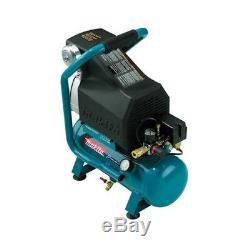 Makita MAC700 2.0 HP 2.6 Gallon Oil-Lubricated Big Bore Air Compressor New
