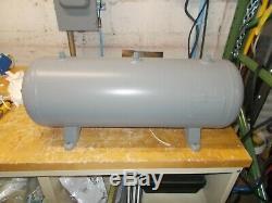 Manchester 10 Gallon, 200 Max psi Horizontal Tank M10200