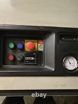Mattei C94mu 25 Hp Air Compressor 18k Hours