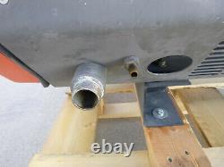 Mattei ERC 1022H Air Compressor 27k Hours