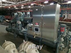 NEW 4000 HP 6000 CFM Air Compressor Atlas Copco HM5 for Pneumatic Soot Blower