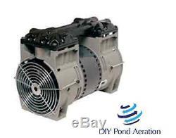 NEW Waveguide Pressure Dehydrator Replacement Compressor 3/4hp 2 yr Warranty