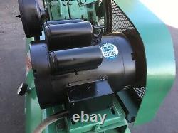 NICE! US FALCON 80 Gal. HORIZONTAL AIR COMPRESSOR HTA-80 5HP 230V 1 Phase