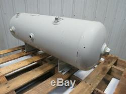 National Tank 17 Gallon 200 PSI Horizontal Compressed Air Tank 36 x 12