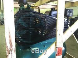 New 14hp Champion Gas Drive Air Compressor