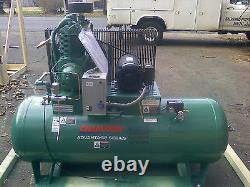 New 5hp Champion Advantage Series air compressor