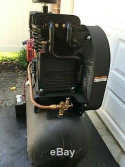 Northstar gasoline powered 13 hp air compressor 30 gal. Tank
