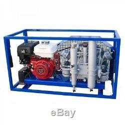 Nuvair compressor mini tech MCH16 7.5HP 440-480/3/60 9.3 CFM Fad 10.8 SCFM