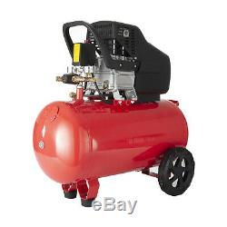 PROMAKER 6 Gallon Horizontal Air compressor 115PSI PRO-CP24