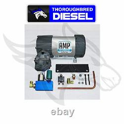 Pacbrake Complete 12V HP625 Series AMP Air Compressor Kit (Horizontal) HP10631