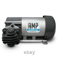 Pacbrake HP10625H AMP HP625 12V Air Compressor (Horizontal pump head)