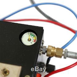 Portable PCP Compressor High Pressure 300Bar 4500psi 12V 280W Diving Oil-Free