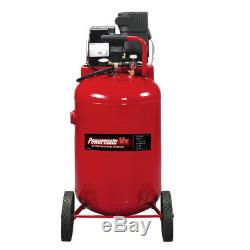 Powermate VX 30 Gal. Oil-Free Portable Air Compressor PLA1983012 New