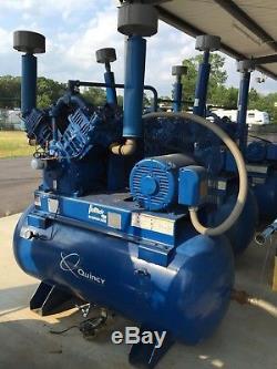 Quincy 25hp QR-5120 Air Compressor