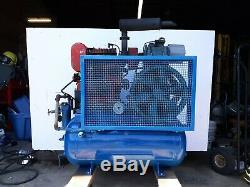 Quincy 325 Gas Powered Air Compressor