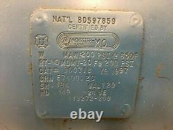 Quincy Air Compressor Used