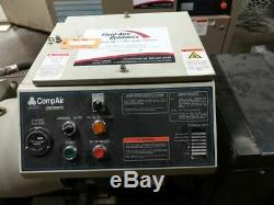 REBUILT CompAir Leroi Hydrovane 148 Rotary Vane Air Compressor 30 HP 135 CFM