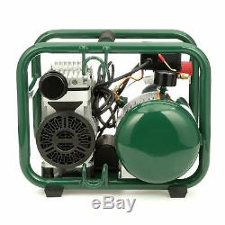 Rolair JC10 Plus 2.5 Gallon Portable Electric Air Compressor for Tires and Tools