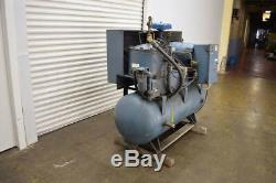 Rotary Screw Joy Twistair 30hp Air Compressor Buyer Responsible for Freight