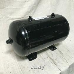 SPEEDAIRE 1TZY9 10 Gallon Stationary Steel Air Tank
