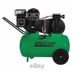 SPEEDAIRE 4B220 Compressor, Air, 5.5 HP
