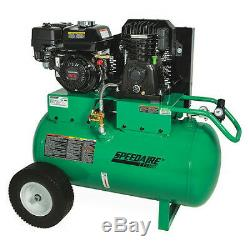 SPEEDAIRE 4NB84 Compressor, Air, 6.5 HP