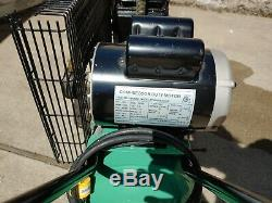 SPEEDAIRE Portable Electric Air Compressor, 2.0 HP, 1NNF4 LOCAL PICK UP ONLY