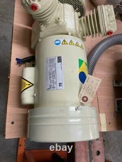 Schulz MSV6 MSV12 dental air compressor 1HP Oil Free 115/230V SHIPPING DAMAGE