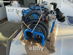 Scuba, SCBA or Paintball Air Compressor, with Honda Gas Engine, NEW
