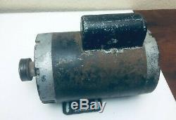 Sears Craftsman Air Compressor Motor Leeson Model M6C34DB8A HP 2 230 Volts