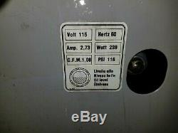 Silentaire Technology Sil-Air 50D-A Oil Lubricated Compressor Model 380.58