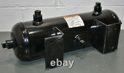 Speedaire Air Receiver Tank 1TZY6, 2 Gallon, 175 PSI, Horizontal Surge Reservoir