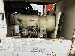 Stationary Air Compressor Ingersoll Rand P-175A Deutz F3L912 Powered 175 CFM