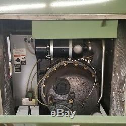 Sullair 20 HP ES8-20 Rotary Screw Air Compressor Very Clean 230 480 Volt Dryer