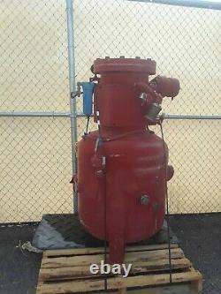 Sullair air compressor, hydraulic driven, 750cfm