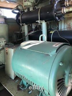 Sulliar 20-150 WCAC 24KT 150HP Rortary Screw Air Compressor