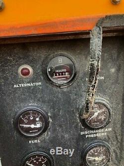 Sullivan Palatek D210Q Air Compressor John Deere Diesel