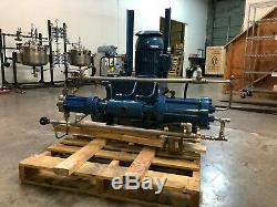 Supercritical CO2 Extraction Pump & Compressor 3000PSI 11 LPM CO2 flow
