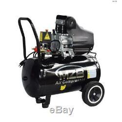 Toolots Horizontal Portable Air Compressor 116 PSI 3 HP 7 CFM Tank 12 Gallon