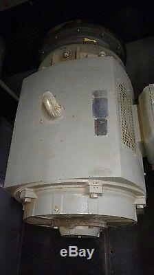 USED 250-hp ATLAS COPCO GA200 ROTARY AIR COMPRESSOR AIR COOLED 460-VOLT