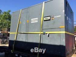 Used Atlas Copco GA 200W Air Compressor