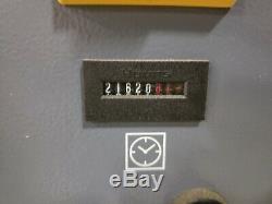 Used Atlas Copco GX7FF EP 2014 10 hp Rotary Air Screw Compressor + Dryer + Tank