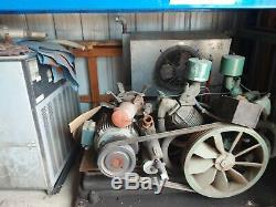 Used Champion Air Compressor, 30HP, 3-phase