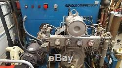 Used Eagle Breathing Air Compressor