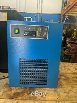 Used Pneutech 35 CFM Refrigerated Compressed Air Dryer 115 Volt