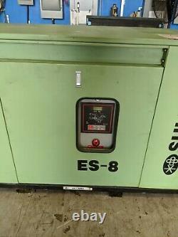 Used Sullair ES-8 15 HP Parts Compressor