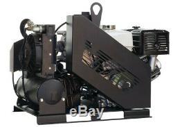 VMAC G30 World's Best Rotary Screw Gas Driven Air Compressor 50% Lighter