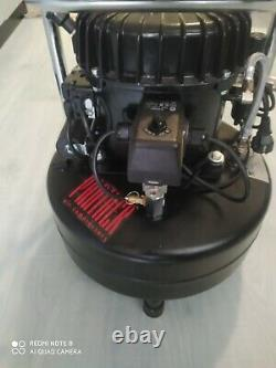 WERTHER PANTHER Compressor Silent Air Denal Compressor 10 Bar Equiped