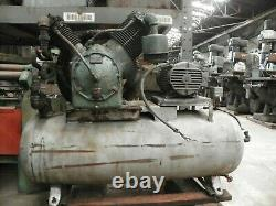 Westinghouse Air Compressor 4YC, 10HP, buy today $2,236.00