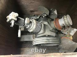 Worthington V2-A4 Compressor Head Compatible for use in H Type SABC 5000 PSI